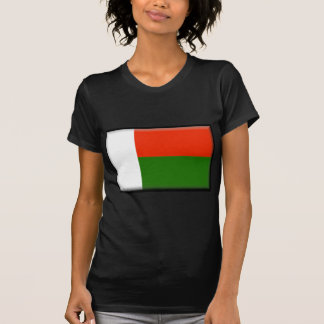 Madagascar Flag Tshirt