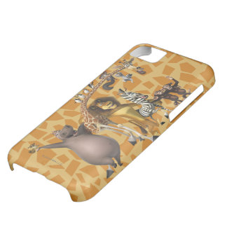 Madagascar Friends iPhone 5C Case