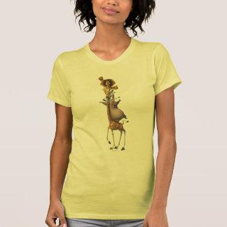 Madagascar Friends Support Shirts