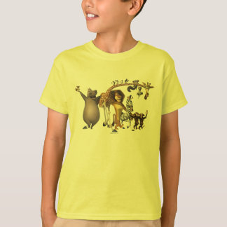 Madagascar Friends T-Shirt