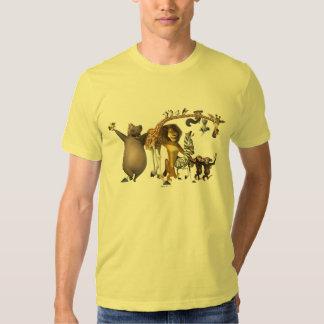 Madagascar Friends Tee Shirt