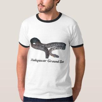 Madagascar Ground Boa Ringer T-Shirt