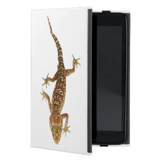 Madagascar ground gecko (Paroedura pictus) on iPad Mini Case