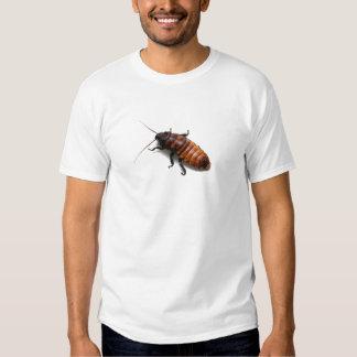 Madagascar Hissing Cockroach Tshirts