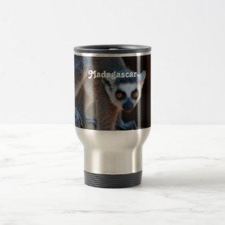 Madagascar Lemur Coffee Mug