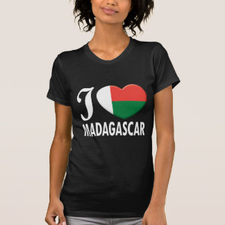 Madagascar Love W Shirts