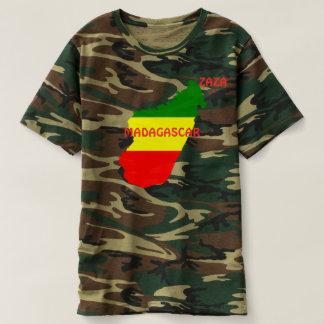 MADAGASCAR MILITARY T-SHIRT
