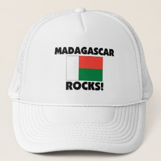Madagascar Rocks Trucker Hat