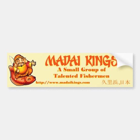 Madaikings Sticker Bumper Sticker