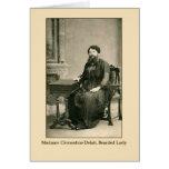 Madam Clementine Delait, Bearded Lady