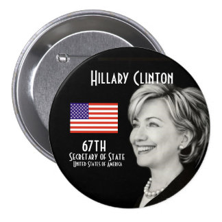 Madam Secretary (Round) 7.5 Cm Round Badge