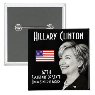 Madam Secretary (Square) 15 Cm Square Badge