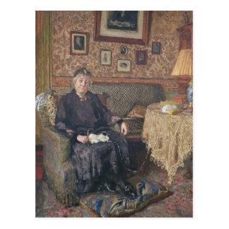 Madame Adrien Benard (1853-1935) Postcard