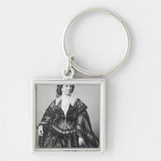Madame Anna Bishop Key Ring