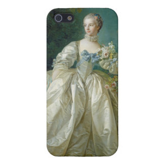 Madame Bergeret, c. 1766 (oil on canvas) iPhone 5/5S Covers