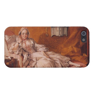 Madame Boucher by Francois Boucher iPhone 5/5S Cover