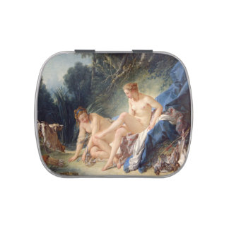 Madame Boucher by Francois Boucher Jelly Belly Candy Tins