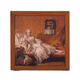 Madame Boucher by Francois Boucher Pencil/Pen Holder