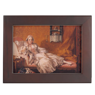 Madame Boucher by Francois Boucher Memory Boxes