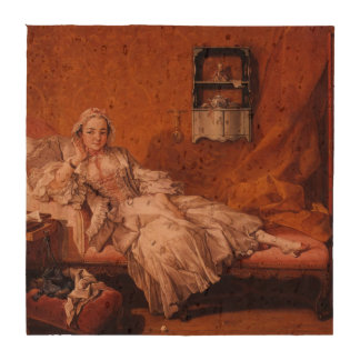 Madame Boucher by Francois Boucher Drink Coaster