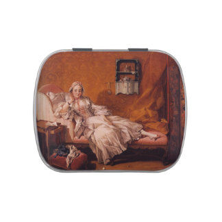 Madame Boucher by Francois Boucher Jelly Belly Tin