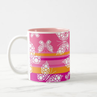 Madame Butterfly Mug