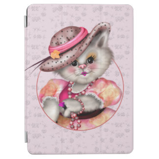 MADAME CAT CUTE iPad Air and iPad Air 2 Smart Cove iPad Air Cover