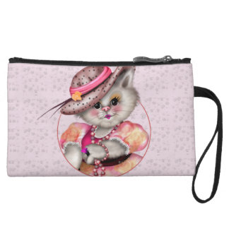 MADAME CAT Mini Clutch Bag
