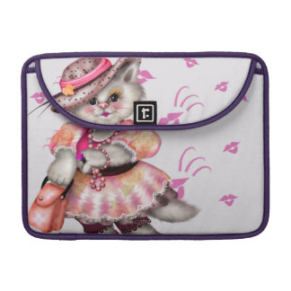 MADAME CAT  Rickshaw Macbook PRO Sleeve 13 ""