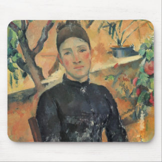Madame Cezanne Mouse Pad