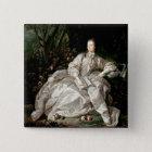 Madame de Pompadour 15 Cm Square Badge