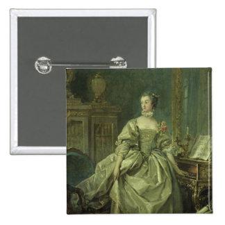 Madame de Pompadour Buttons