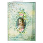 Madame de Pompadour Versailles Passionannte Greeting Cards