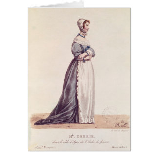 Madame Debrie in the role of Agnes Card