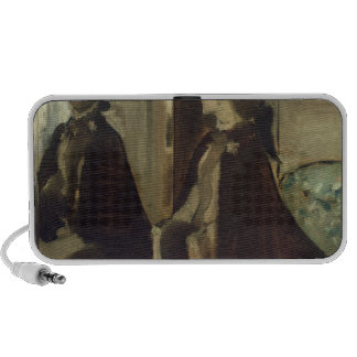Madame Jeantaud in the mirror, c.1875 Portable Speakers
