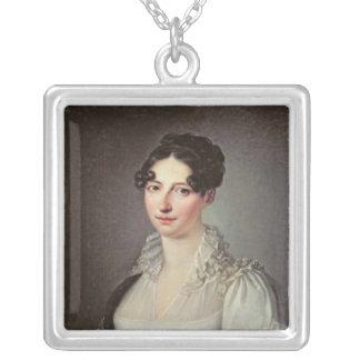 Madame Laure de Berny Silver Plated Necklace