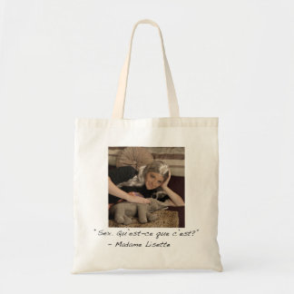 Madame Lisette Tote Tote Bag