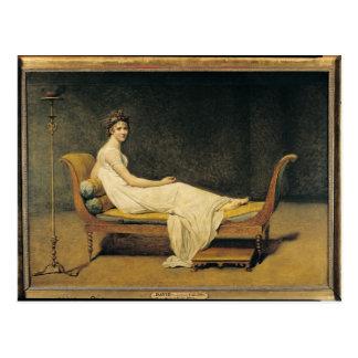 Madame Recamier, 1800 Postcard