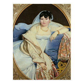 Madame Riviere nee Marie Francoise Jacquette Post Card