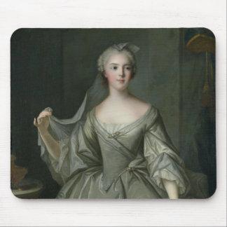 Madame Sophie de France  as a Vestal Virgin Mouse Pad