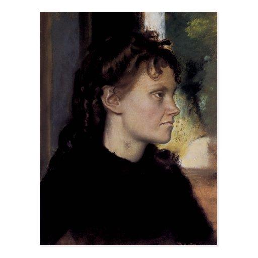 Madame Theodore Gobilliard (nee Yves Morisot) Postcards