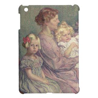 Madame van de Velde and her Children, 1903 Case For The iPad Mini