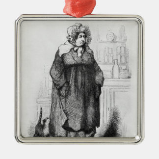 Madame Vauquer Christmas Ornament