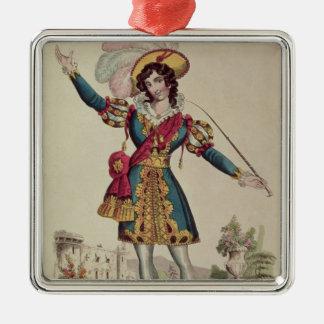Madame Vestris Christmas Ornament