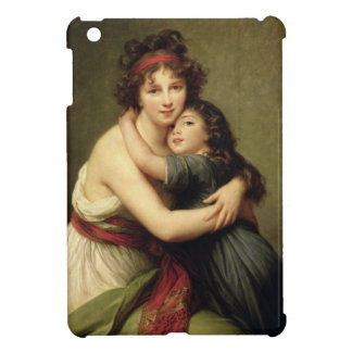 Madame Vigee-Lebrun and her Daughter 2 iPad Mini Covers