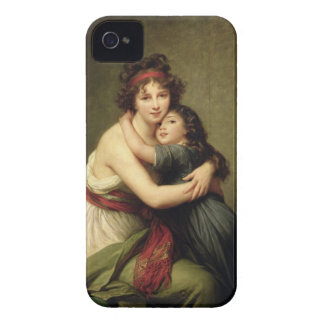 Madame Vigee-Lebrun and her Daughter Case-Mate iPhone 4 Case