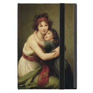 Madame Vigee-Lebrun and her Daughter Cover For iPad Mini