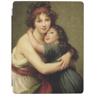 Madame Vigee-Lebrun and her Daughter iPad Cover