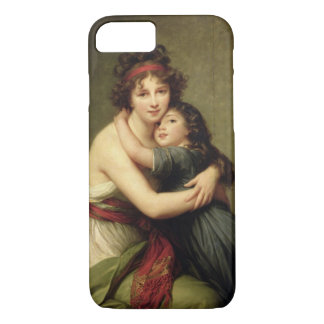 Madame Vigee-Lebrun and her Daughter iPhone 8/7 Case