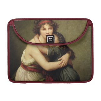 Madame Vigee-Lebrun and her Daughter MacBook Pro Sleeve